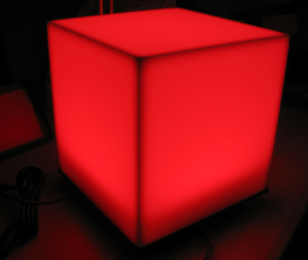 openHAB RGB LED Light Cube with WS2812B and NXP Kinetis ...