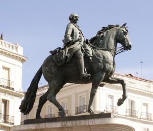 Estatua Ecuestre