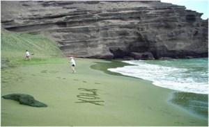Playa Papakolea