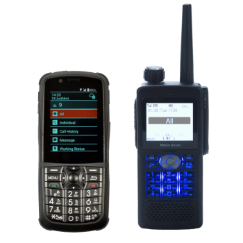 handheld nationwide ip radio
