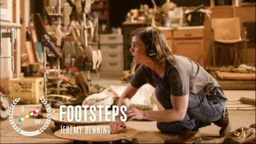 Footsteps by Jeremy Benning