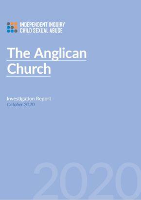 IICSA report cover