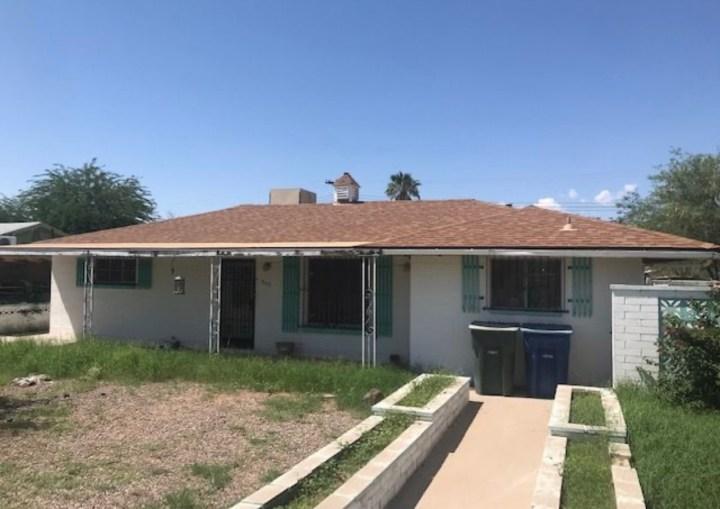 842 W Mossman Street Tucson, AZ 85706 Wholesale Property Listing for sale