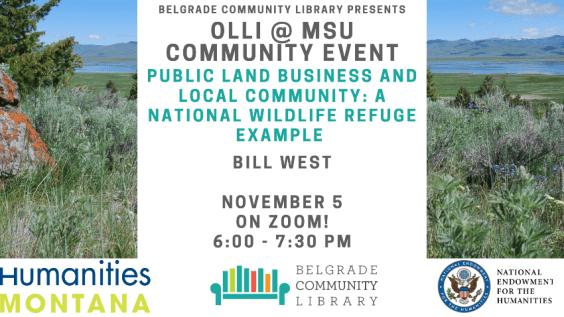 OLLI @ MSU November Event