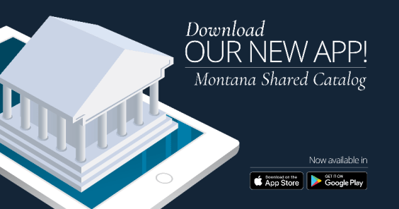 Montana Shared Catalog Mobile App Available