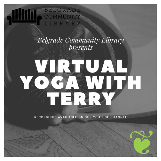 Virtual Yoga with Terry - Recordings Available