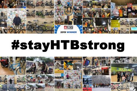 Stay HTB Strong