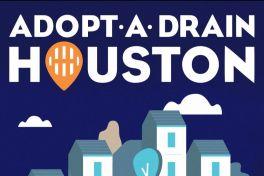 Adopt a Drain Houston
