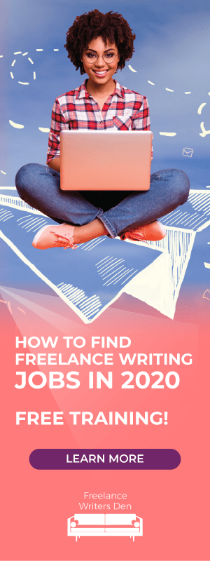 How to Find Freelance Writing Jobs in 2020: Free Training