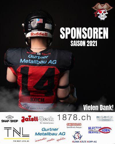 Sponsoren 2021