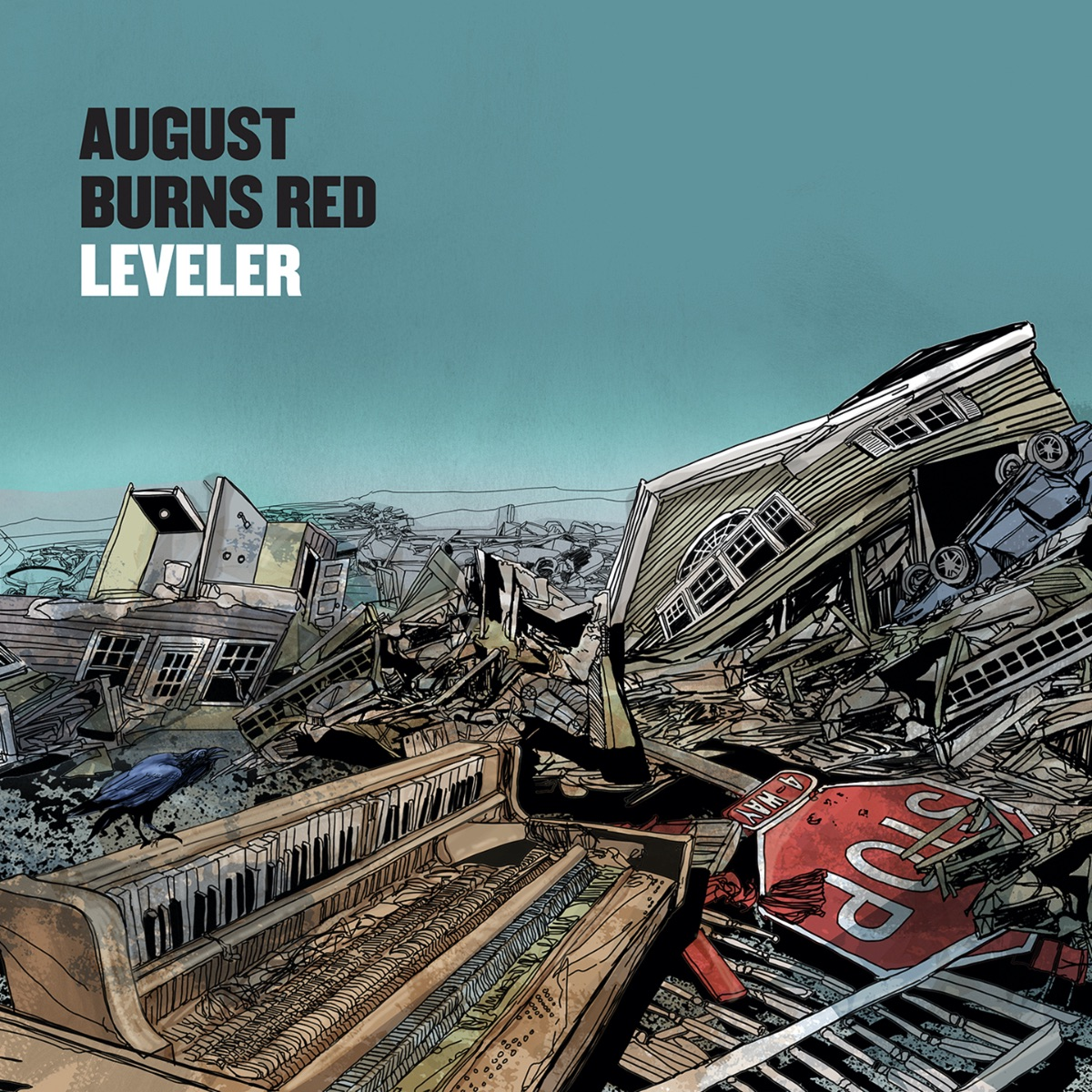"""AUGUST BURNS RED ANNOUNCE LEVELER: 10TH ANNIVERSARY EDITION DUE OUT MAY 21  LISTEN TO NEW VERSION OF """"POOR MILLIONAIRE,"""" FEATURING FIT FOR A KING'S  RYAN KIRBY - The Photo Pit"""