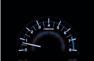 speedometer - crisis leadership means moving fast