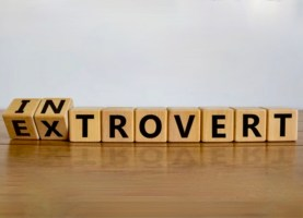 introvert or extrovert Image: shutterstock