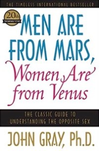 men are from mars women ar from venus book