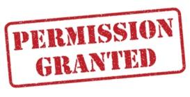 permission granted