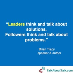 leadership quote Brian Tracy