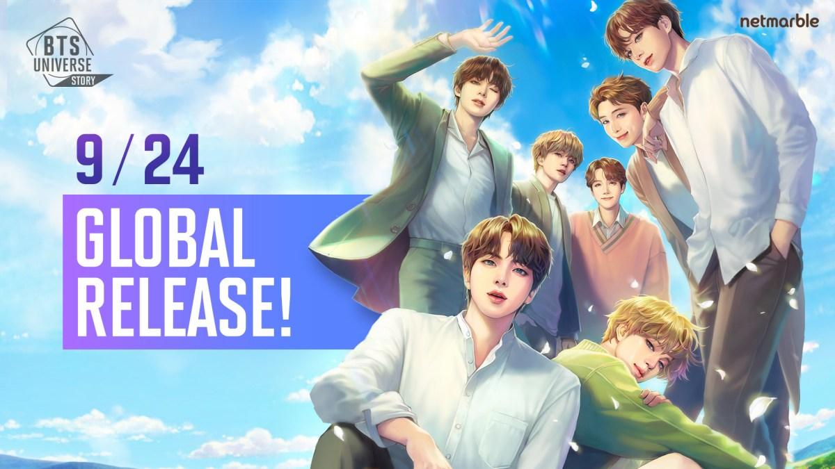 BTS Universe Story de Netmarble ya está disponible en iOS y Android