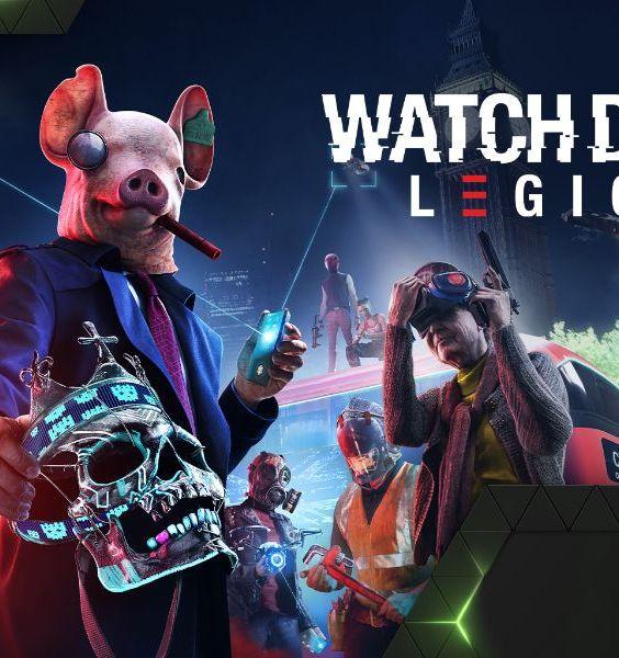 Watch Dogs Legion ya está en GeForce NOW