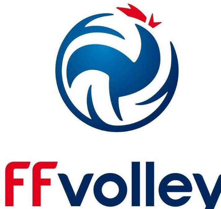 La Fédération Française de Volley dévoile sa nouvelle identité