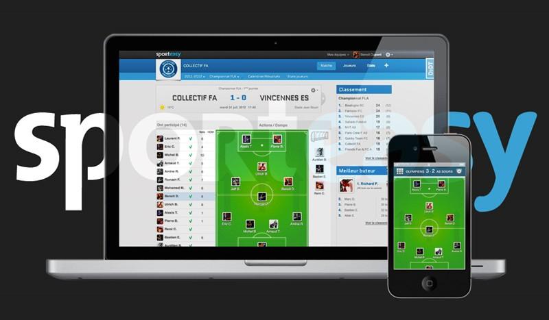 MCV76 sur Sport Easy