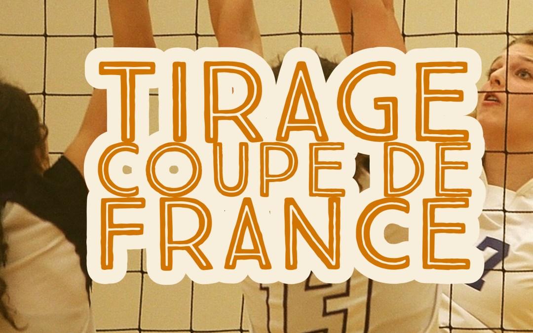 Tirage de Coupe de France pour nos jeunes loups