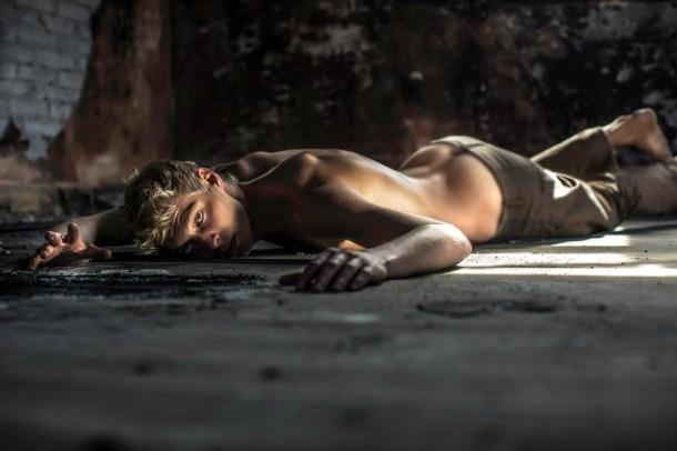 Kasper fotografiado por Carsten Bjorn