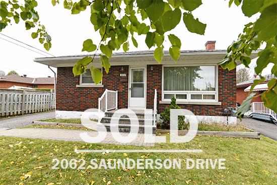 Ottawa Real Estate 2062 Saunderson Drive bungalow in Alta Vista