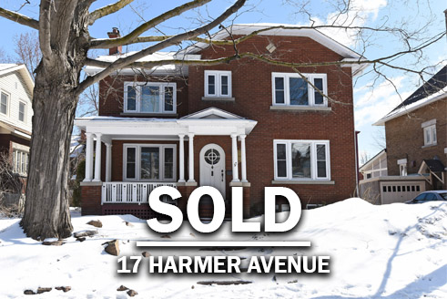 Our Listings - 17 Harmer Sold