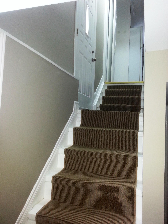 1125 Aldea Avenue basement stairs