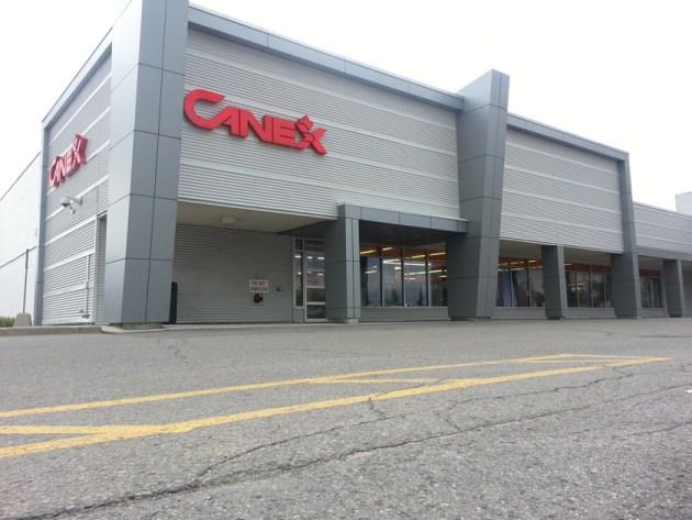 labelle Canex building photo