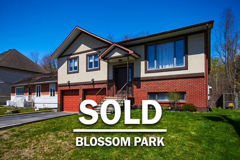 blossom single family home sold