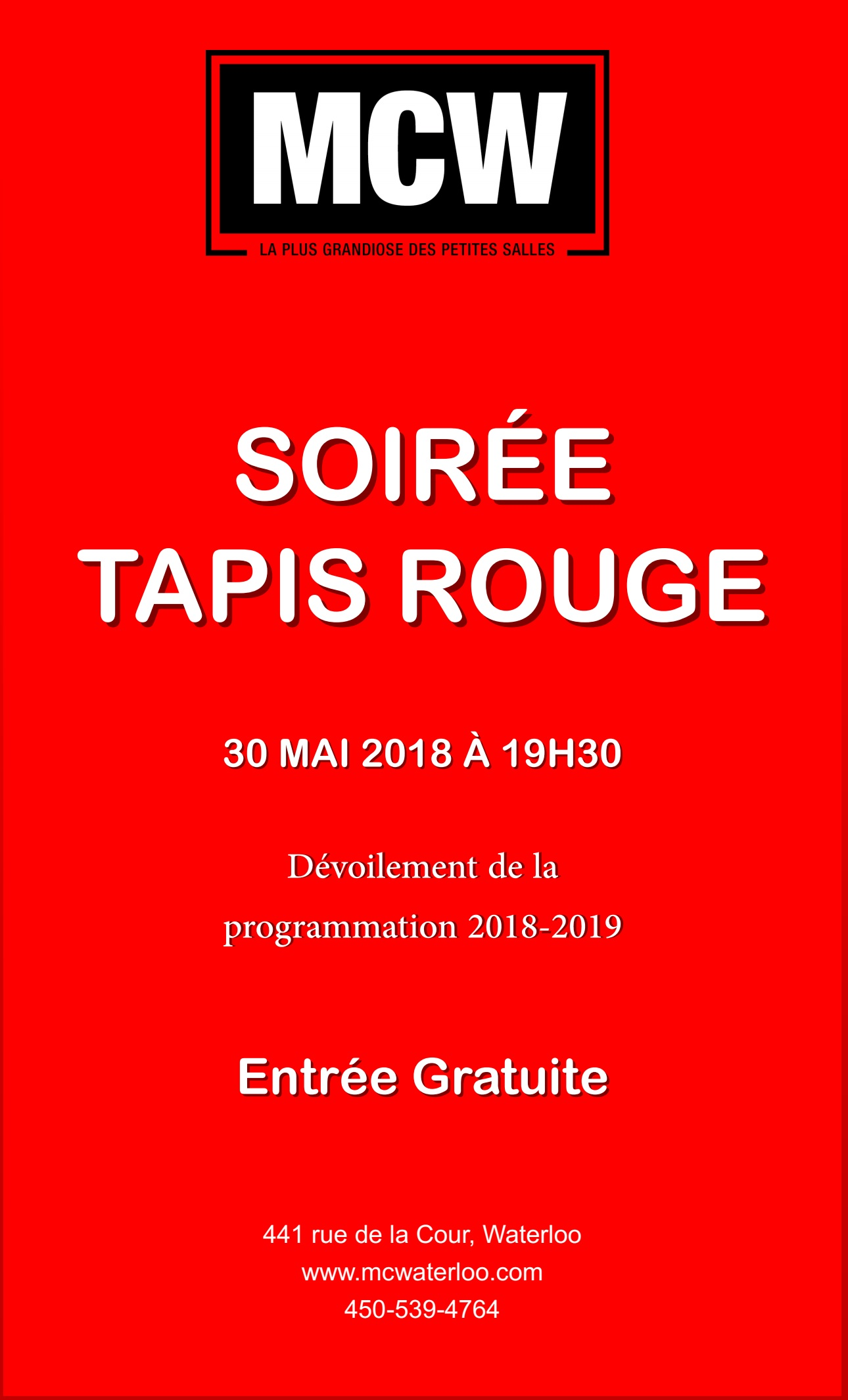 Nouvelle Soiree Tapis Rouge Buffmovies