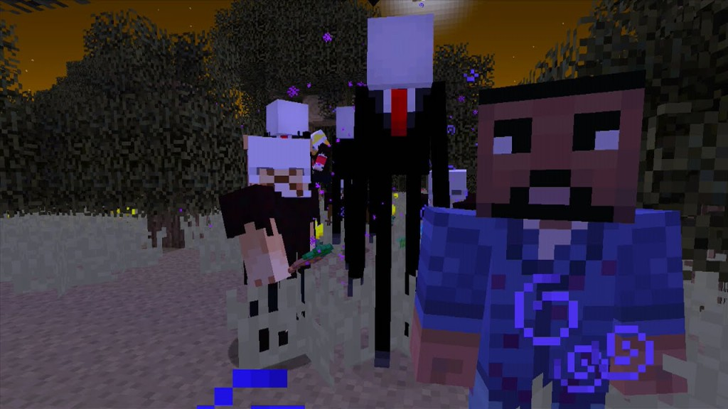 Minecraft Xbox 360One Modded Slenderman Hide And Seek