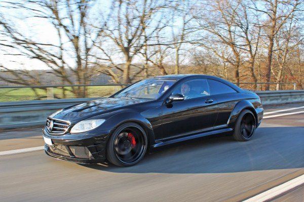 Mercedes CL 63/63 AMG W216 V2 Black Edition Breitbau ...