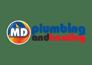 MD Plumbing Gateshead Logo