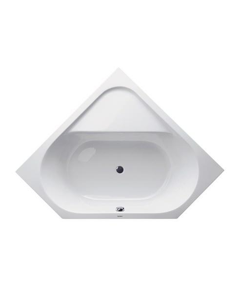 Duravit D Code 1400 X 1400mm Corner Built In Bath