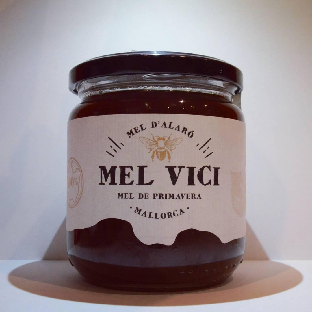 Mel Vici - Honey