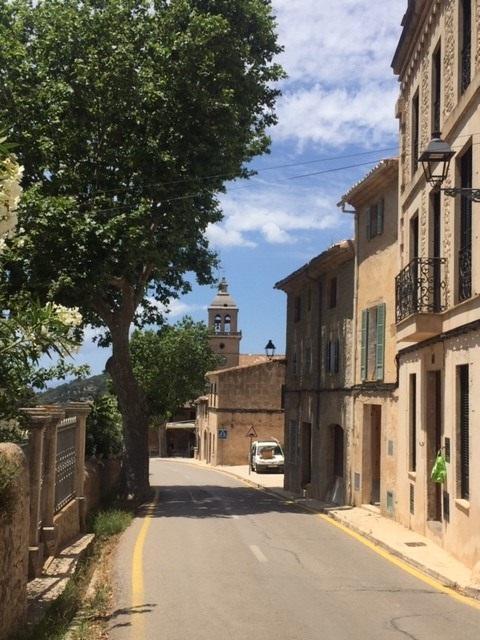 One of Majorca's sacred mountains