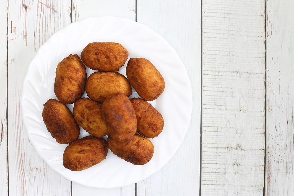 Mallorcan croquettes