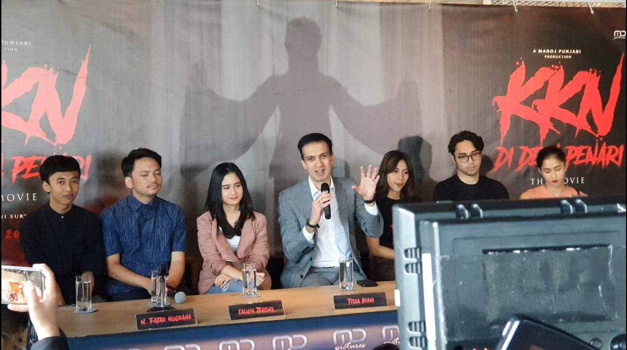 Manoj Punjabi Sudah Nonton Tiga Jam Lebih Mentahnya film KKN di Desa Penari