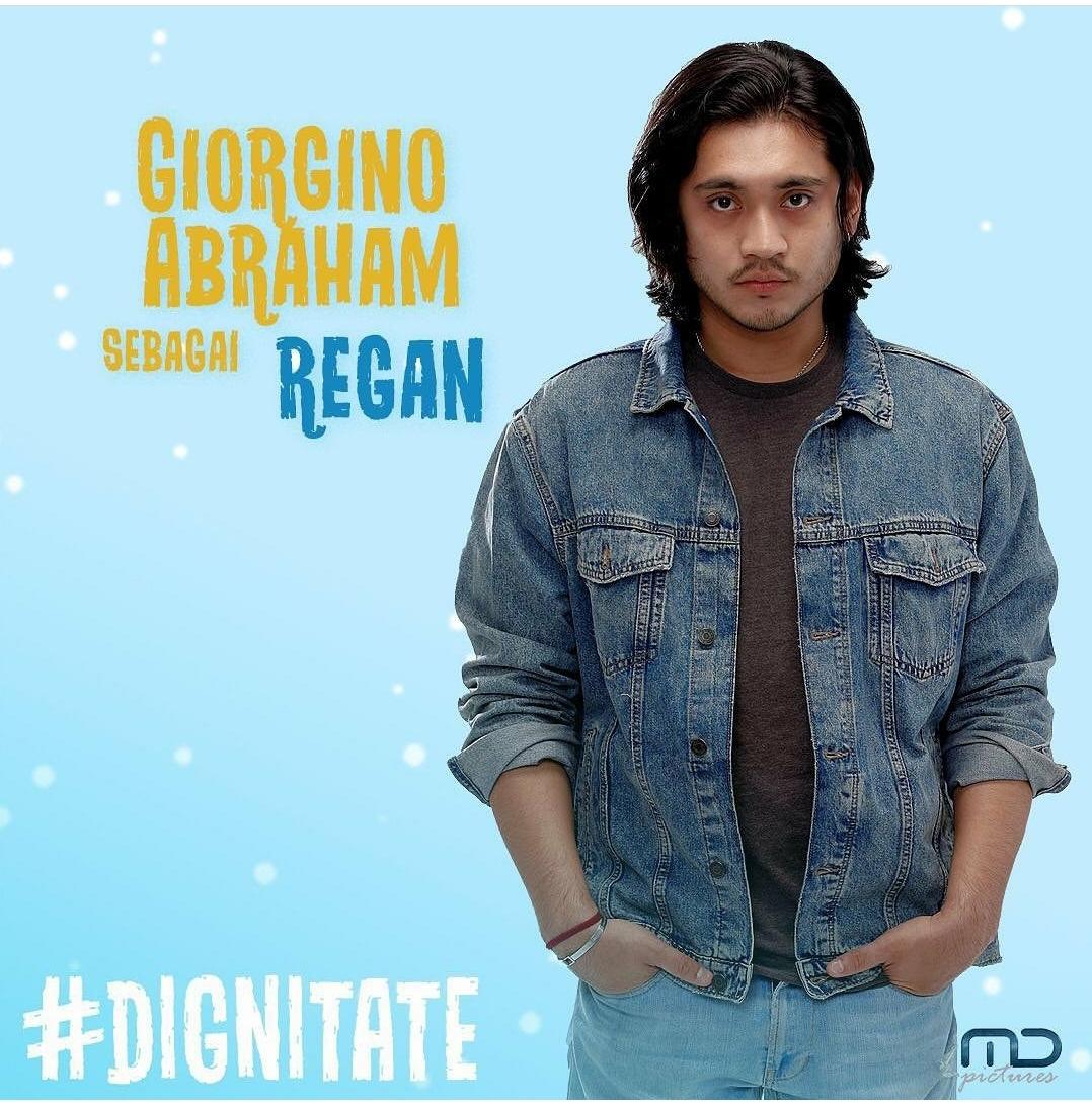 Giorgino Abraham Sebagai Regan, Pemeran Film Dignitate, MD Pictures