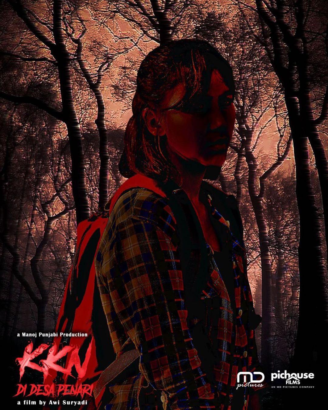 Widya, Karakter di Film KKN Di Desa Penari