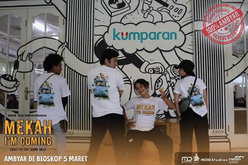 Rizky Nazar, Michelle Ziudith, Jennifer Coppen dan Ephy Sekuriti Kembali Heboh di Kumparan