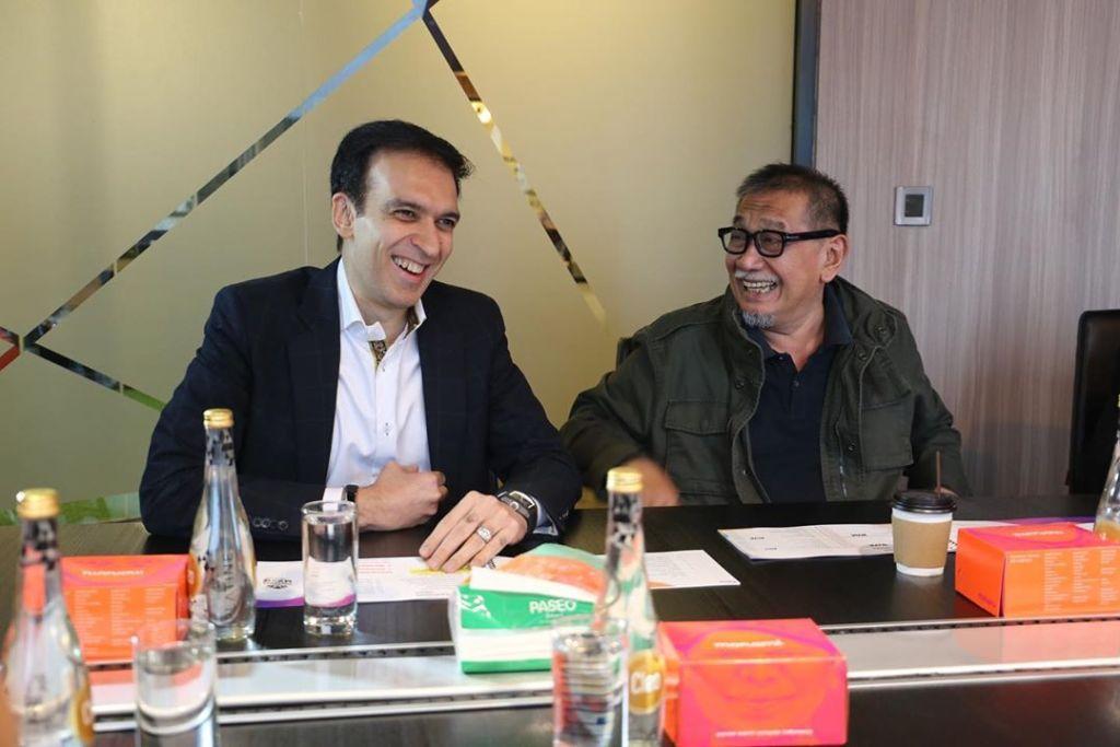 Persatuan Produser Film Indonesia Kedatangan Tamu Dari SCTV