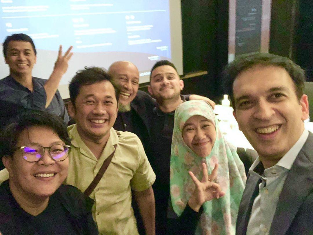 Surga Yang Tak Dirindukan 3's script is LOCKED and we are ready to shoot!