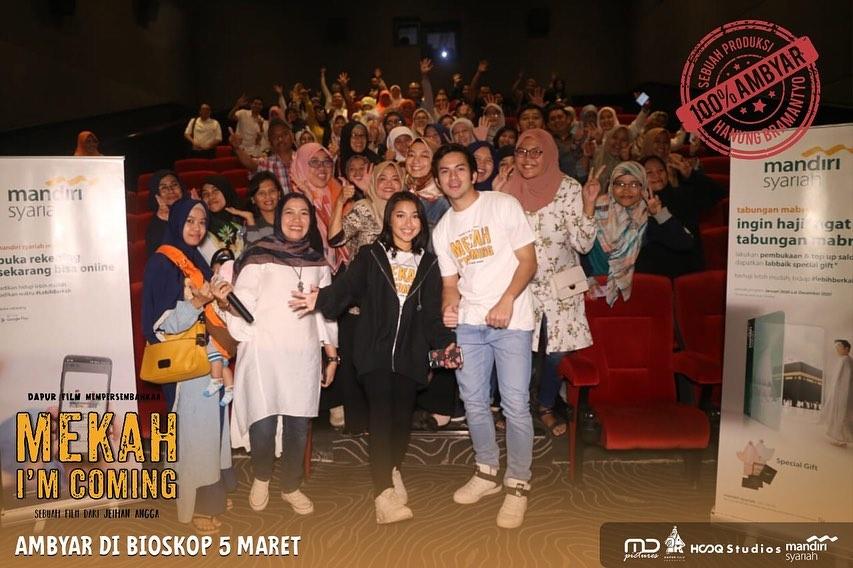 Malang Terima Kasih Sudah Ramaikan Mekah Im Coming di Cinepolis Malang Town Square