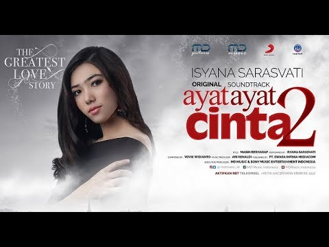 Isyana Sarasvati - Masih Berharap (Official Music Video) | OST. Ayat Ayat Cinta 2