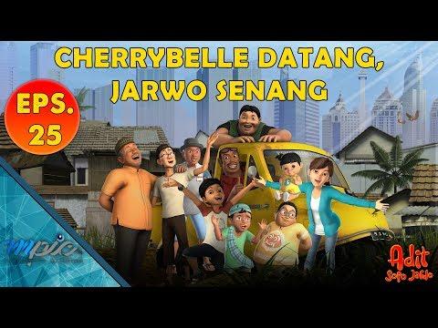 Adit & Sopo Jarwo | E25: Cherrybelle Datang, Jarwo Senang