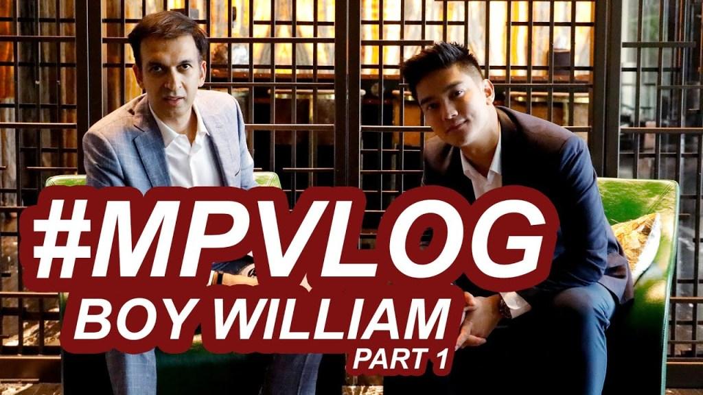 MP Vlog - Ngobrol Santai Bareng Boy William