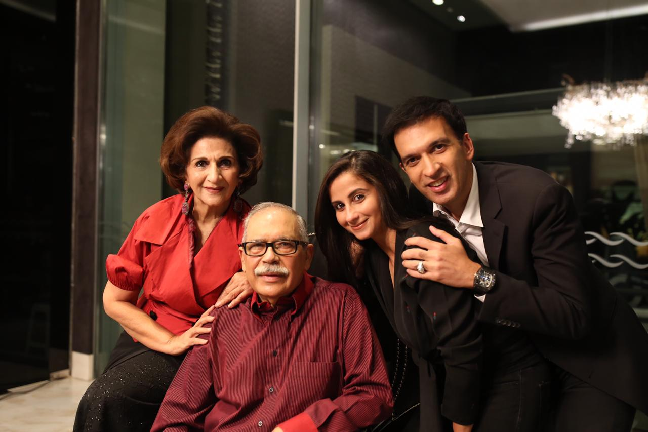 Manoj Punjabi: Happy birthday to my father, the most wonderful person in my life